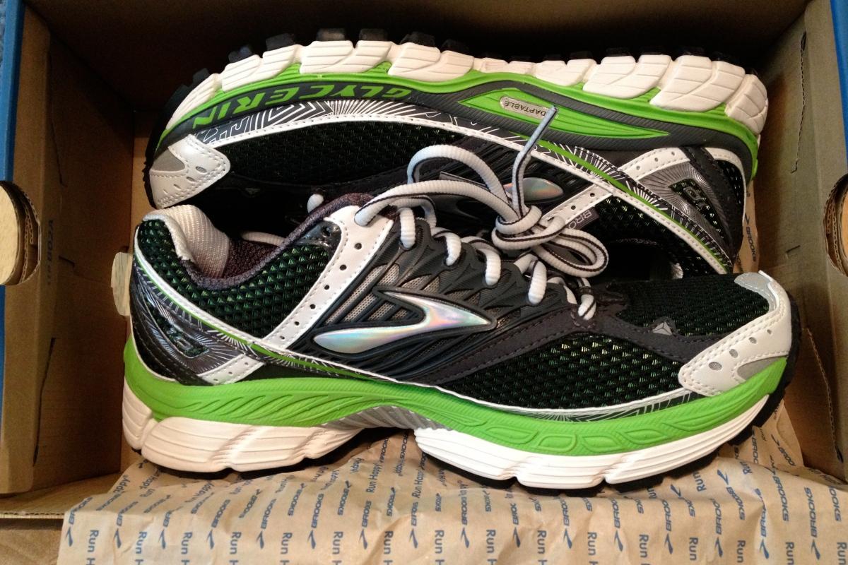 afdad72adb7 New Shoes