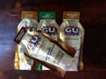 GU for the trail