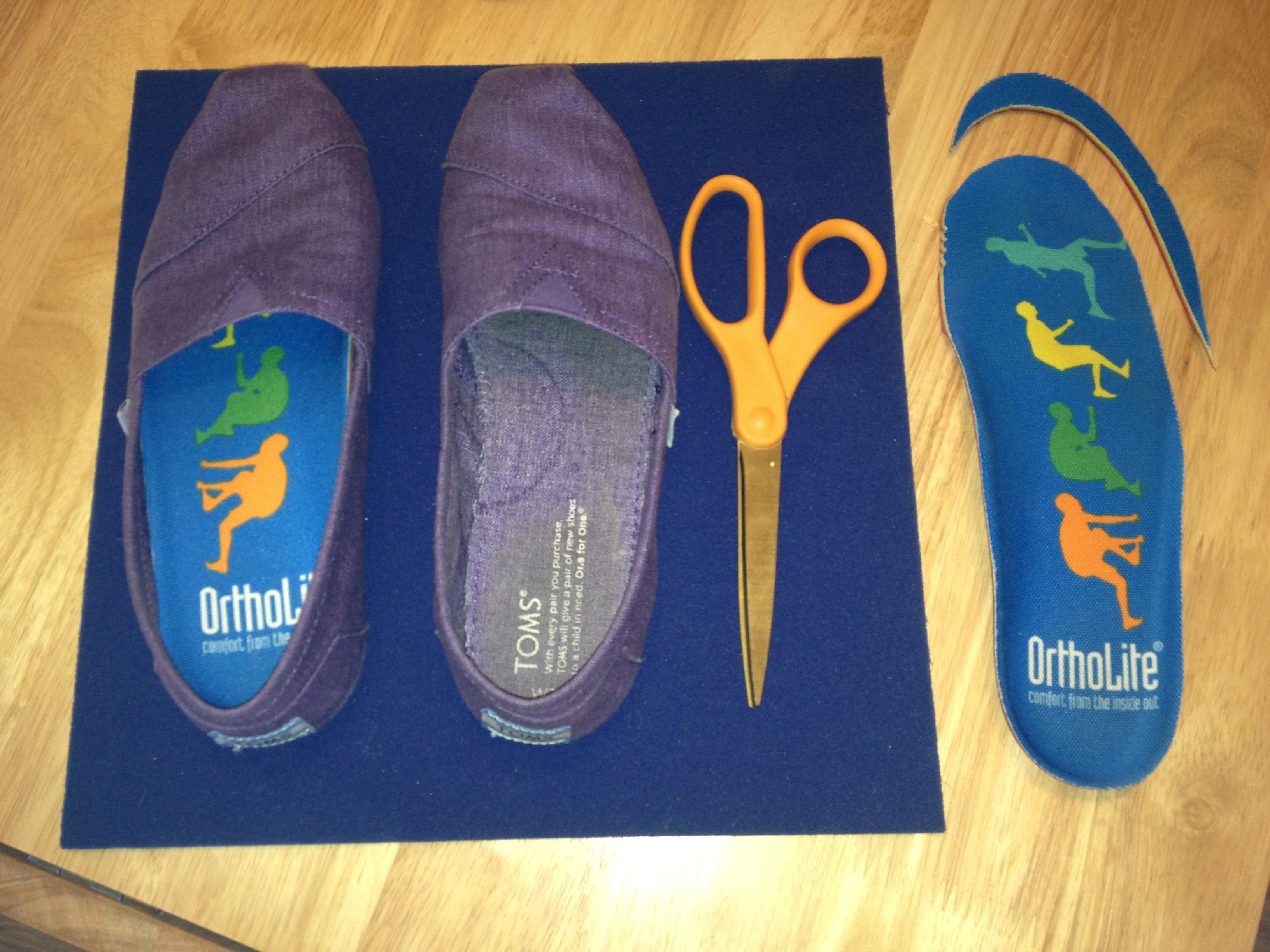 It S Toms Shoe